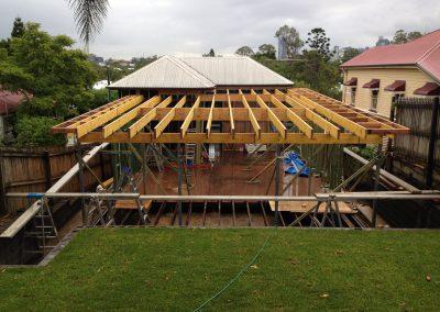 Extensions - Rogan Building